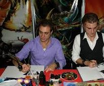 Christophe et Rodolphe Hoyas